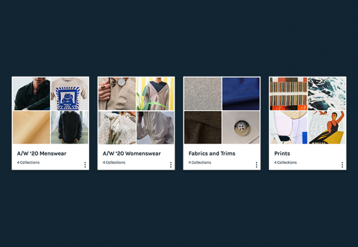 Introducing our free Moodboard for Fashion Tool