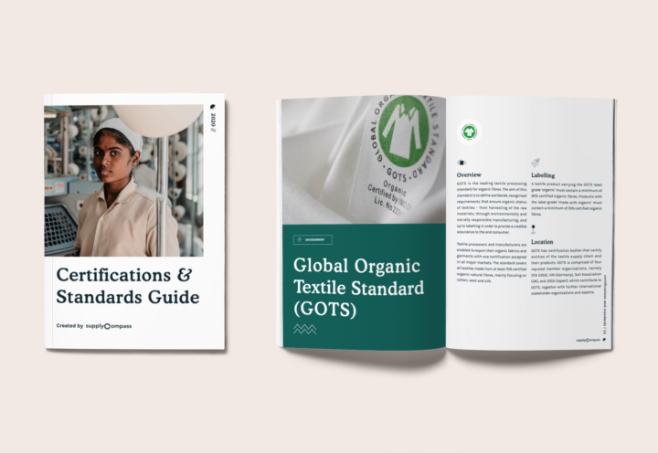 Five Sustainable Fashion Certifications to know about