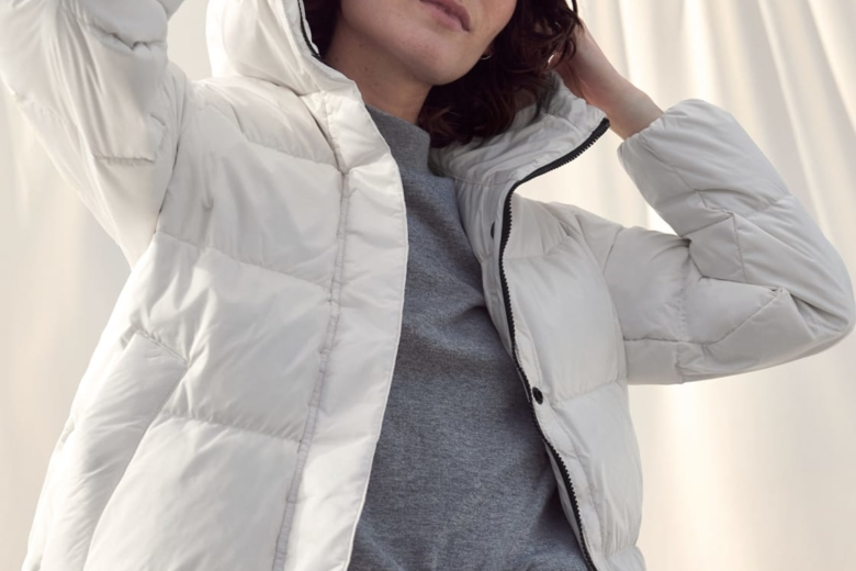 Everlane Puffer Coat filled with Re:Down