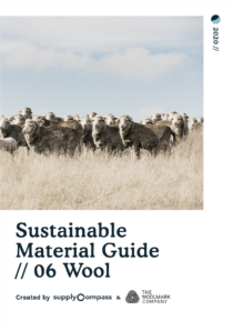 Sustainable Material Guide: Wool