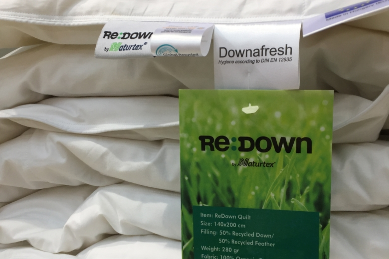 Insulation for pillows